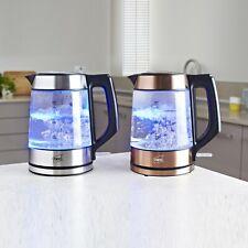 Neo Cordless Nordic Illuminated Glass Kettle