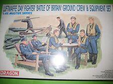 LUFTWAFFE DAY FIGHTER PILOT SET by DRAGON 1/48 - ref.5532