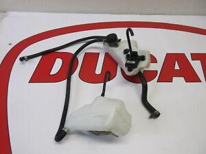 Ducati coolant overflow bottle expansion water tank & cap 748 916 996 58510111A