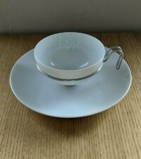 mono 'gemiini' by Mikaela Dörfel - Porcelain Teacup + Saucer - Made in Germany