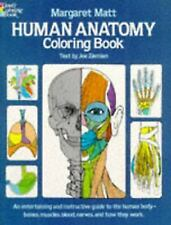 Dover Children's Science Bks.: Human Anatomy Coloring Book by Merry Cassino, Mar