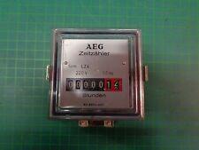 1 x AEG LZ4 Zeitzähler; 874200; 63.3304.401