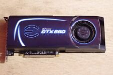 EVGA Corporation NVIDIA GeForce GTX 580 3 GB 03G-P3-1584-AR -  POSSIBLE ISSUES!!