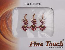 Bijoux de peau multicolore autocollant-bindi-Mariage oriental bollywood-1320