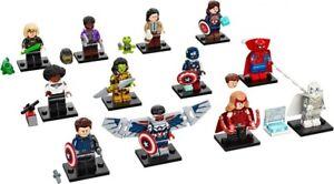 Lego Marvel Studios Minifigures 71031