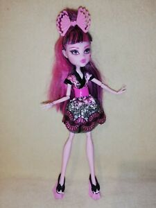 Monster High Draculaura - Monster Exchange. FORGET THE ACCESSORIES, JUST ADMIRE!