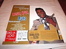 FREDDY KING-BOSSA NOVA & BLUES-DOXY DOK334 180 GRAM+FREE BONUS CD  NEW SEALED LP