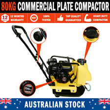 NEW Genuine 200cc Powered 80KG Plate Compactor Wacker Packer Industrial Quality