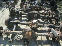 02-04 Ford F250 F350 4.10 Ratio 10.50 Ring Gear Rear Axle Assembly 165k OEM LKQ