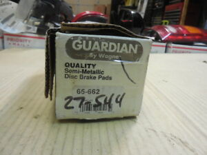 92-95 Mercury Grand Marquis Rear Semi Metallic Disc Brake Pads 65-662 BP-187
