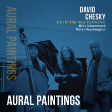 David Chesky - Trio In The New Harmonic: Aural Paintings [New CD] Digipack Packa