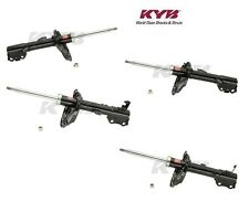 For Lexus RX400h 06-07 V6 3.3L AWD KYB Excel-G Front & Rear Suspension Struts