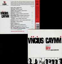 VINICIUS / CAYMMI NO ZUM ZUM ( AO VIVO )