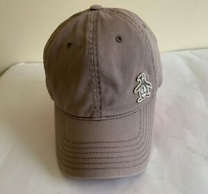 Original Penguin Mens Large Color Logo Ball Cap