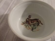 APILCO France Porcelain Ramekin - The Rabbit