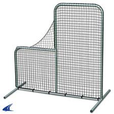 "Champro 7' x 7' Pitchers Safety L-Screen with 40"" Drop"