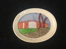 Sebastian Miniature Sml-639 Festival Medallion 1994 - Hudson 7338 Signed