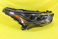 🏛️ 2020 20 Toyota Highlander Platinum Right Passenger Headlight OEM *1 TAB DMG*