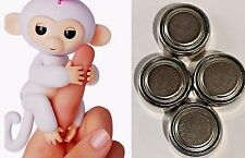 LR44 REPLACEMENT BATTERIES FOR ALL INTERACTIVE MONKEYS/UNICORNS SET OF EIGHT