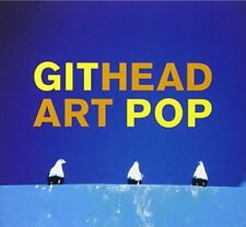 Githead-art pop swim records CD neuf emballage d'origine