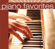 Various Artists - Piano Favorites [New CD]
