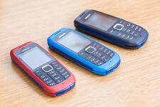Nokia 1616 Unlocked LED Torch GSM 900/1800 Cheap Original Mobile Phone