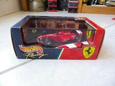 Ferrari F399 Eddie Irvine Marlboro #4 Hotwheels 1/43 1999 F1 Formule 1