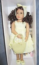 Sonja Hartmnann Kidz N Cats Doll Laura All original in Box & Mailer