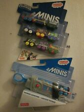 NIP Thomas & Friends Minis DC Super Friends Collection 9 pk PLUS Thomas Launcher