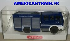 Iveco GKW THW HO 1/87 Wiking