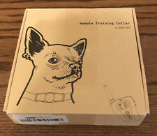New listing Peteme Remote Dog Training Collar P-collar 320 Open Box