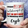Crypto Mug, Crypto Lover Gift, Crypto Gift, Bitcoin Gift, Crypto Fan Mug