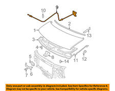 GM OEM Hood-Release Cable 15751510