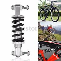Bicycle Bike Shock Spring Absorber Rear Suspension Damper 450LBS/IN 125mm Silver