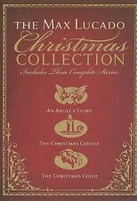 The Max Lucado Christmas Collection: An Angel's Story / the Christmas Candle / t