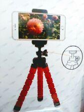 Universal Cell Phone Holder Flexible Octopus Tripod Bracket Selfie Stand TriPod
