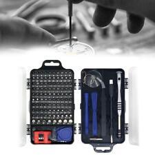 115 in 1 Magnetic Precision Screwdriver Set Computer Repair Tool Kit Phone F8P0