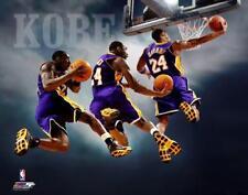 Kobe Bryant TRIPLE-ACTION Multi-Exposure L.A. Lakers NBA 16x20 Premium POSTER