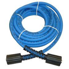 """UBERFLEX Kink Resistant Pressure Washer Hose 1/4"""" x 25' 3100 PSI 22MM"""
