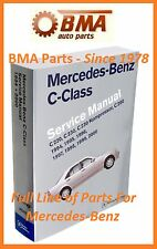 W202 C-Class C220 C230 C280 Bentley Service Repair Manual  # MBC0 / MB800W202
