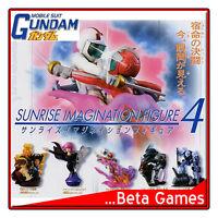 Gundam RX-78 Sunrise Imagination figure 4 HGIF gashpaon Bandai