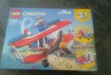 LEGO Creator 31076 Daredevil Stunt avion construit 3 Modèles Pour Âges 7 ans & up