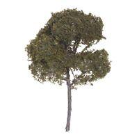 2X(3,54 Zoll Landschaft Landschaftsmodell Baum Sycamore U6X7) 2X