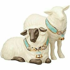 Lenox First Blessing Nativity Pair of Sheep 847070 882864507778