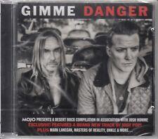 MOJO Gimme Danger UK 14-track CD SEALED Iggy Pop Mark Lanegan UNKLE Josh Homme