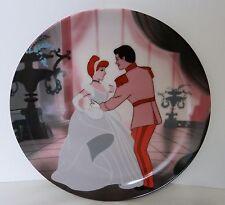 "Walt Disney's Classic Cinderella  9"" Collector Plate in original box Made Japan"