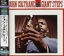 John Coltrane - Giant Steps [New CD] SHM CD, Japan - Import