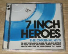 7 Inch Heroes ... The Original 45's (2CD 2007). The Cure • Squeeze • Grace Jones