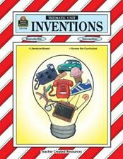 Inventions Thematic Unit (Thematic Units) by Vaden, Judy