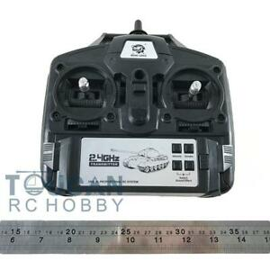 AU Stock HL 2.4Ghz 6.0 Version Radio Controller Transmitter for 1/16 RC Tanks
